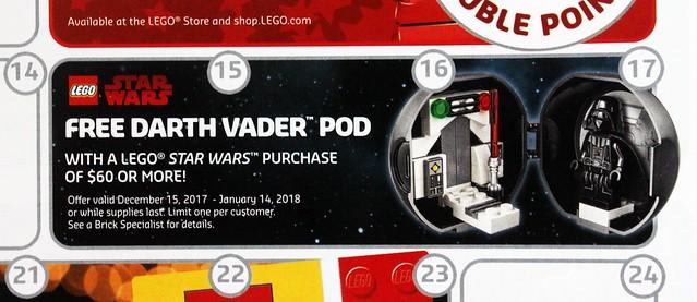 5005376 Darth Vader Pod