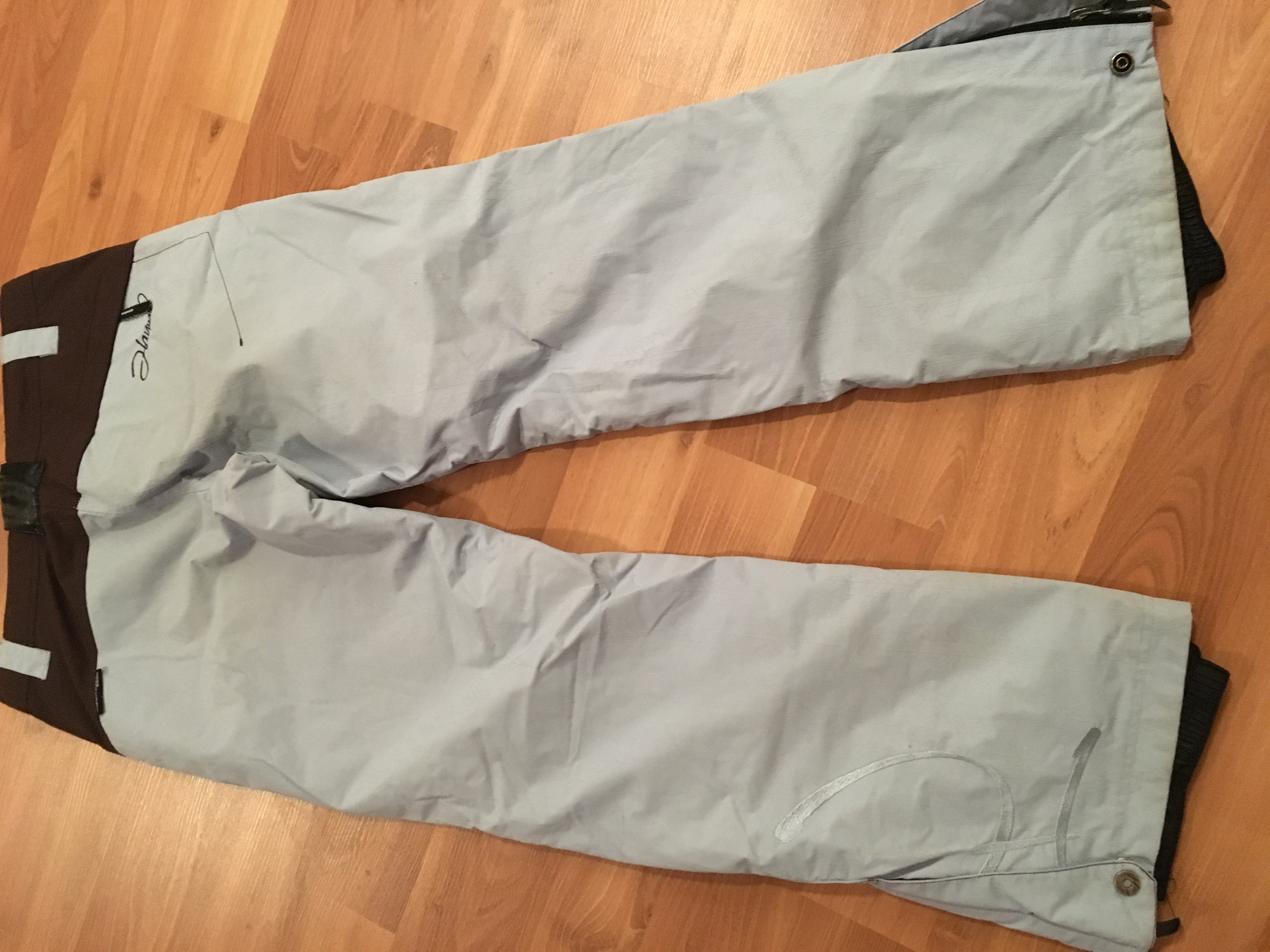 Lyžařské kalhoty Hannah - Bazar - SNOW.CZ d80b58b399
