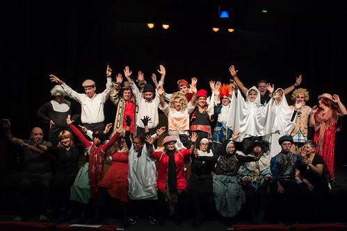 XI Festival de Teatro Amateur de Alegria-Dulantzi 2017. EZAZEGUNOK