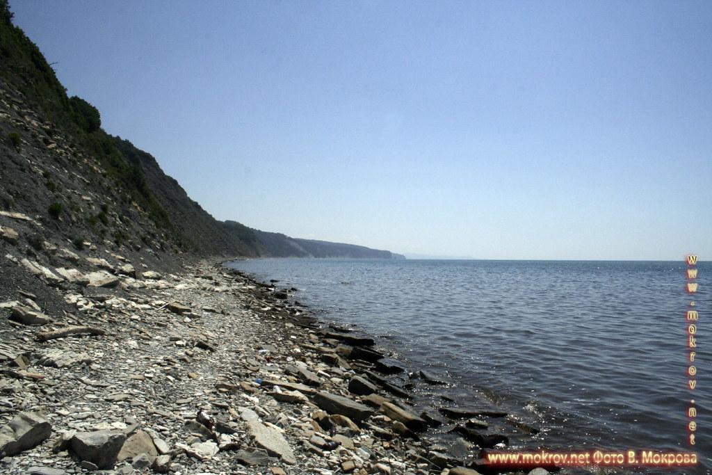 Город Архипо-Осиповка пляжи