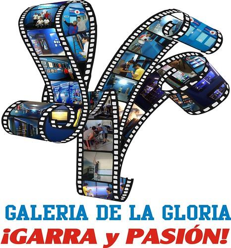 GALERIA DE LA GLORIA WEB