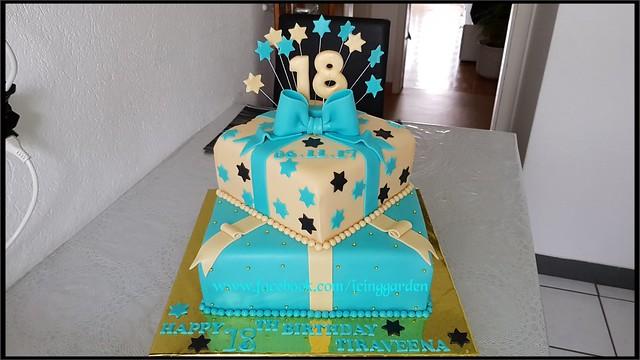 18 the birthday cake / Birthday Cake