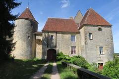Château de Giry (Nièvre) - Photo of Champlin