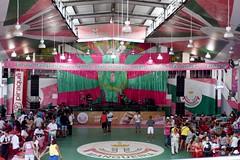 Mang EXPO 171111 065 Quadra geral palco bandeira símbolo