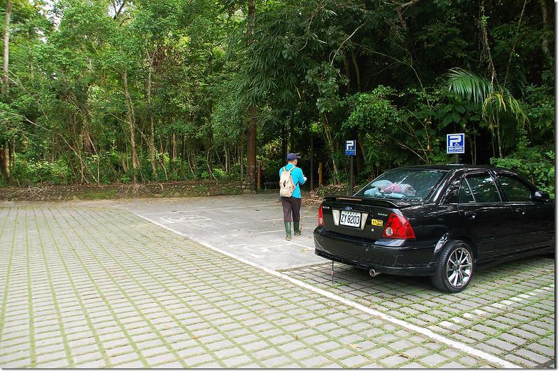 雙溪樹木園停車場