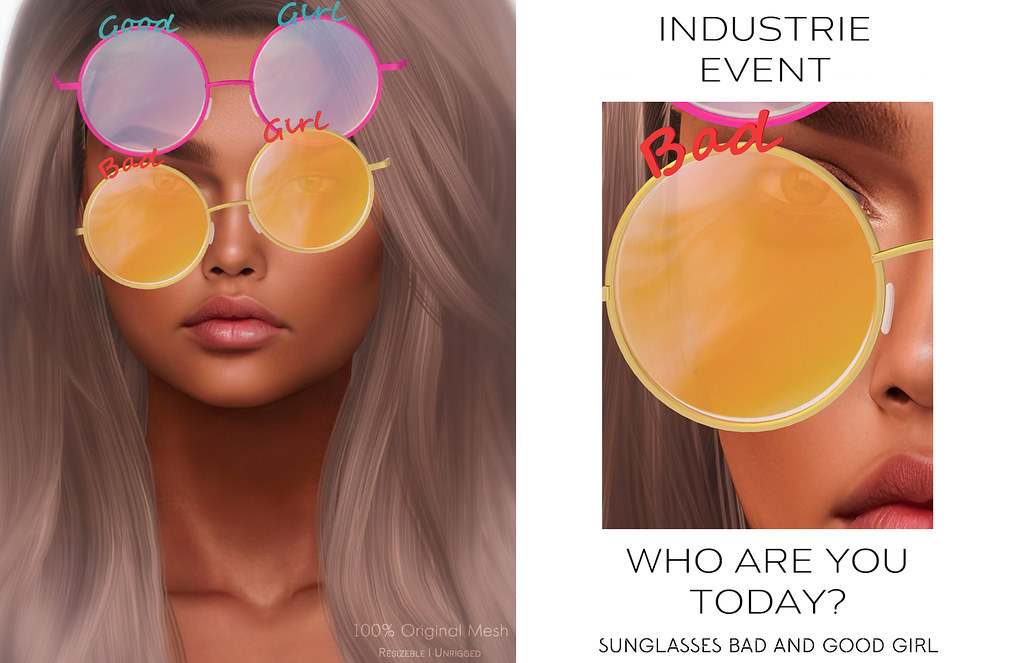 [Enchante'] – New Sunglasses x INDUSTRIE  Nov. 20th