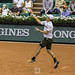 K. Nishikori vs F. Verdasco, Roland Garros 2017
