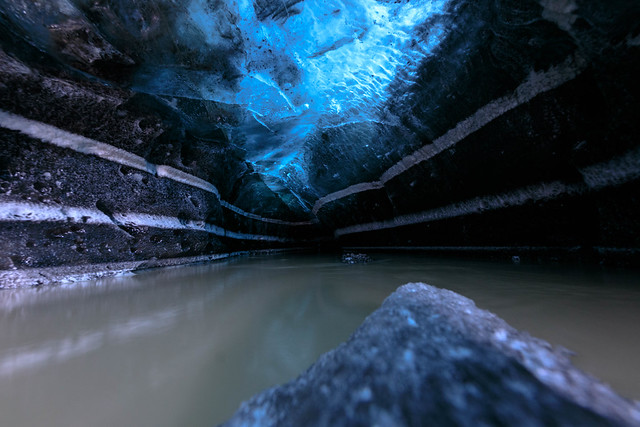 Svinafelljokull Ice Cave
