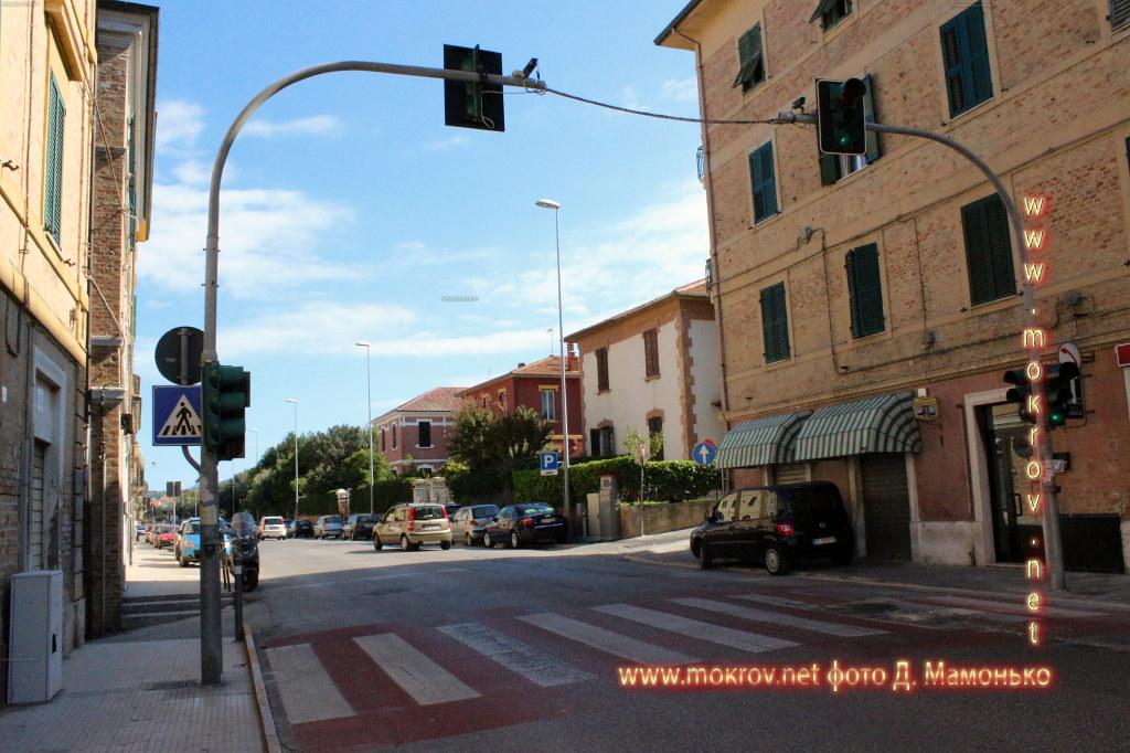 Анкона — город-порт в Италии картинки