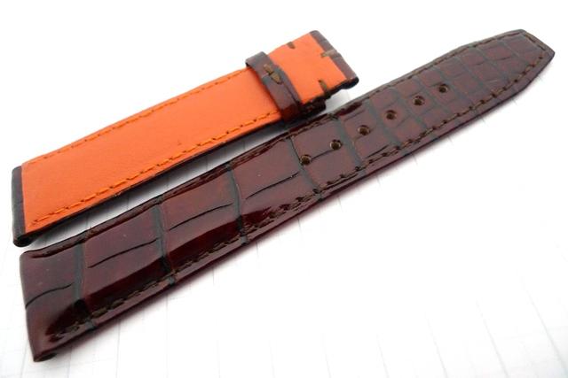 20/18 115/75mm Patina w orange lining