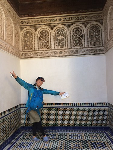 モロッコのおじさんに付きまとわれた神田
