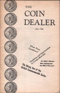 The Coin Dealer 66-07