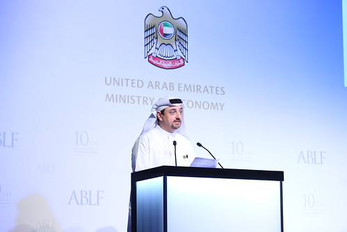 ABLForum 2017 – Keynote Address: Najeeb Al Ali, Executive Director, Dubai Expo 2020, delivers the Keynote Address on 'The Edge of Entrepreneurship'
