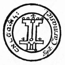 The Sigil of Carnesiel - Carnesiell
