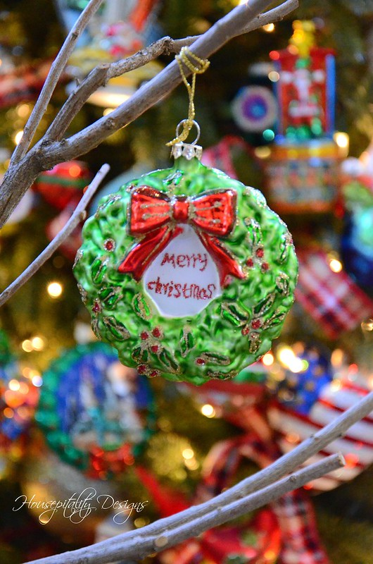 Christmas Ornament-Housepitality Designs