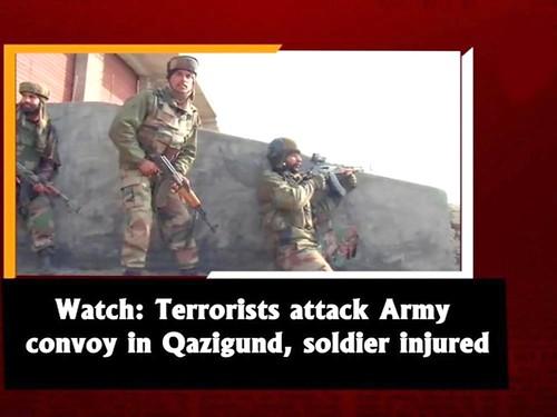 Qazi Gund attack