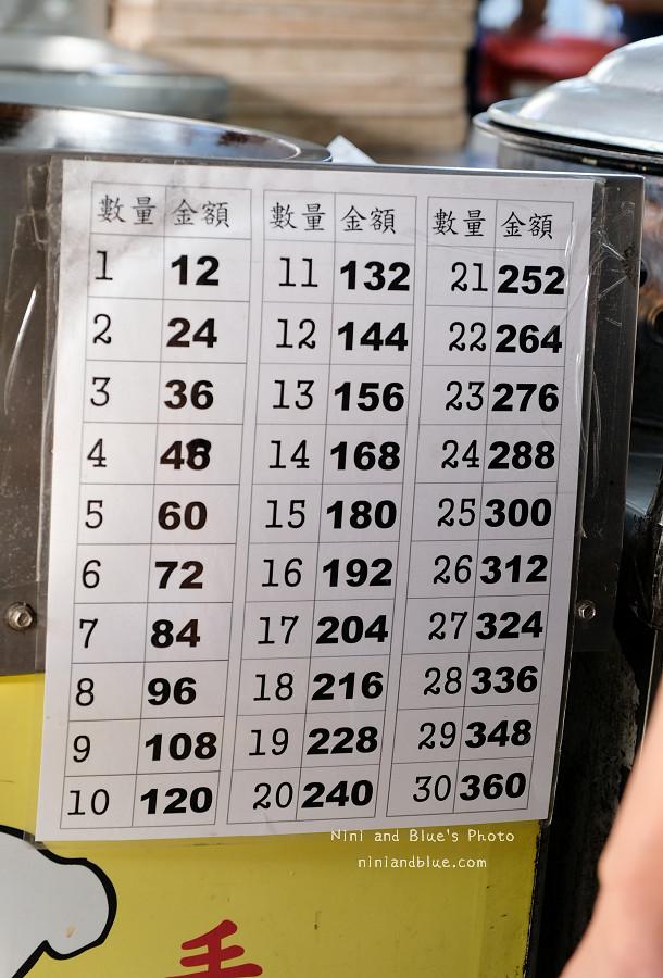郎港式鮮肉包.十甲新光黃昏市場05