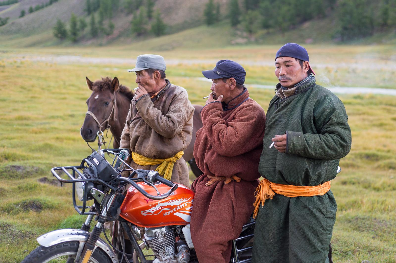 Mongolia 2017
