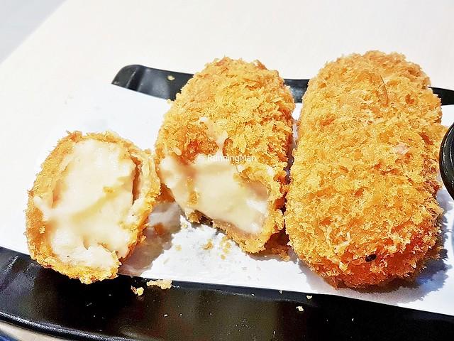 Hokkaido Crab Cream Croquette