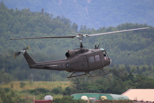 ROC ARMY UH-1H