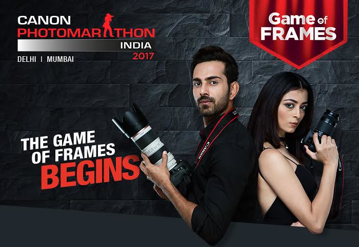 Canon Photomarathon India 2017