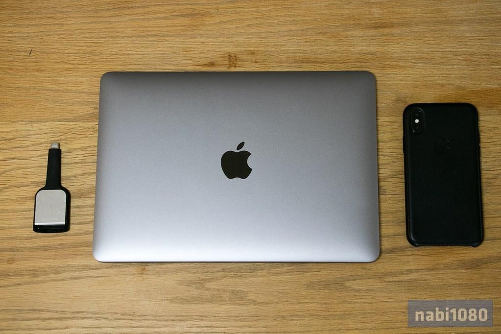 12インチ MacBook 201701