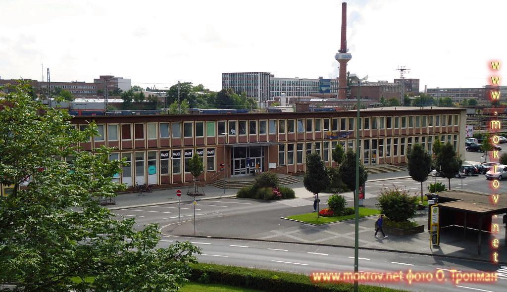 Исторический центр Швайнфурта пейзажи