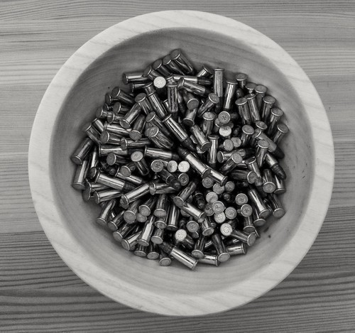 Bowl of bullets