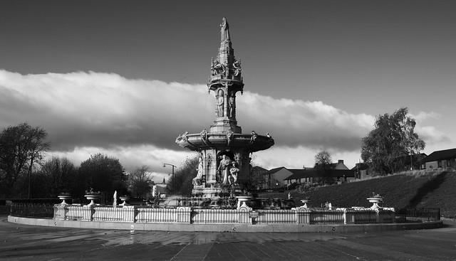 Doulton Fountain.   (9N9A1318)