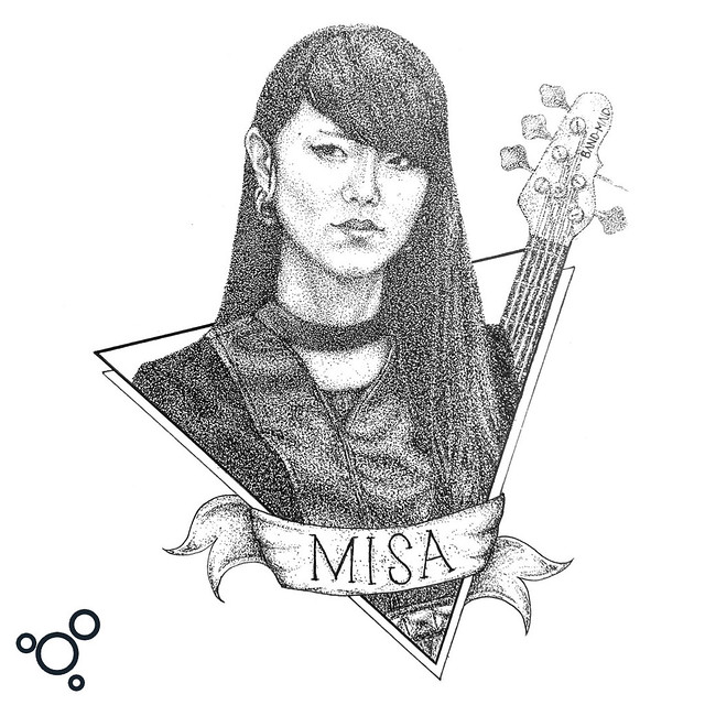 MISA BAND-MAID - FAN ART