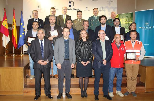 II Premios Internacionales Pau Costa a la investigación e innovación contra incendios forestales