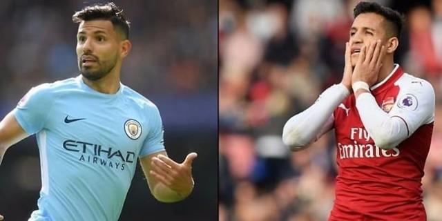 Real Madrid Berharap Manchester City Rekrut Alexis Sanchez