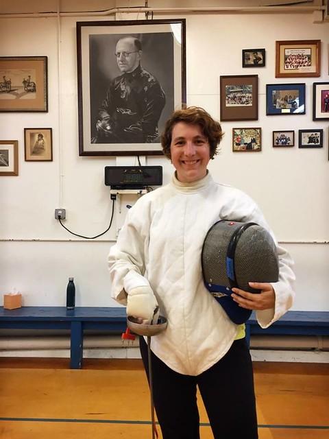 Fencing at Halberstadt's