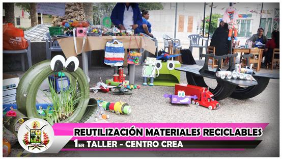 1er-taller-reutilizacion-materiales-reciclables
