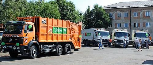 Загадковий сміттяр Хомка. Хто у Рівному збиратиме відходи (ОНОВЛЕНО)
