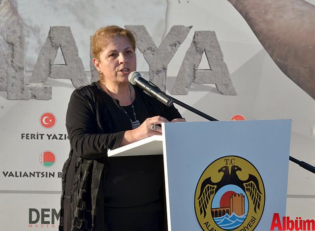 Mimar Sinan Güzel Sanatlar Üniversitesi Rektör Yardımcısı Prof. Dr. Alev İdrisoğlu