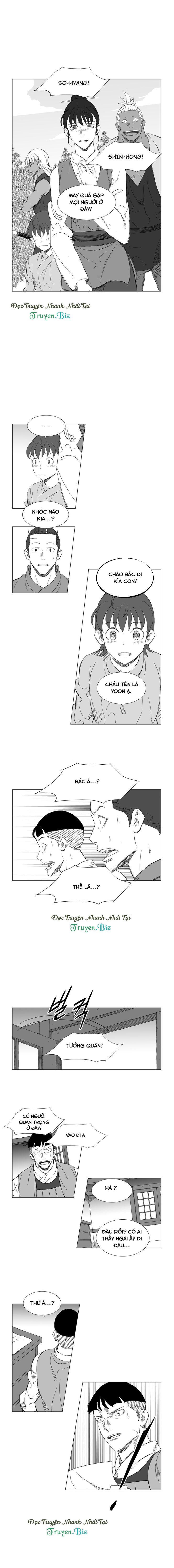 Mujang chap 215 - Trang 5
