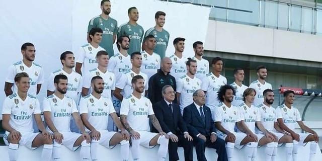 Real Madrid Pasti Menjual Lima Pemainnya