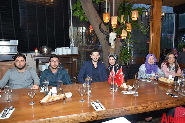 Uğur Çolak, Abdulkadir Gök, Enes Akman, Ayşe Akman, Emine Ersoy, Pınar Sezel