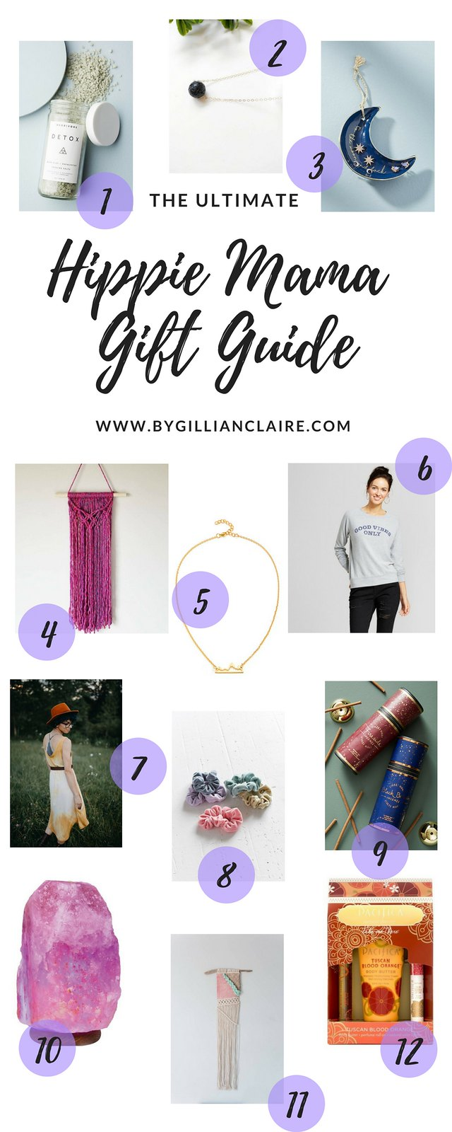 Hippie Mama Gift Guide Holidays By Gillian Claire