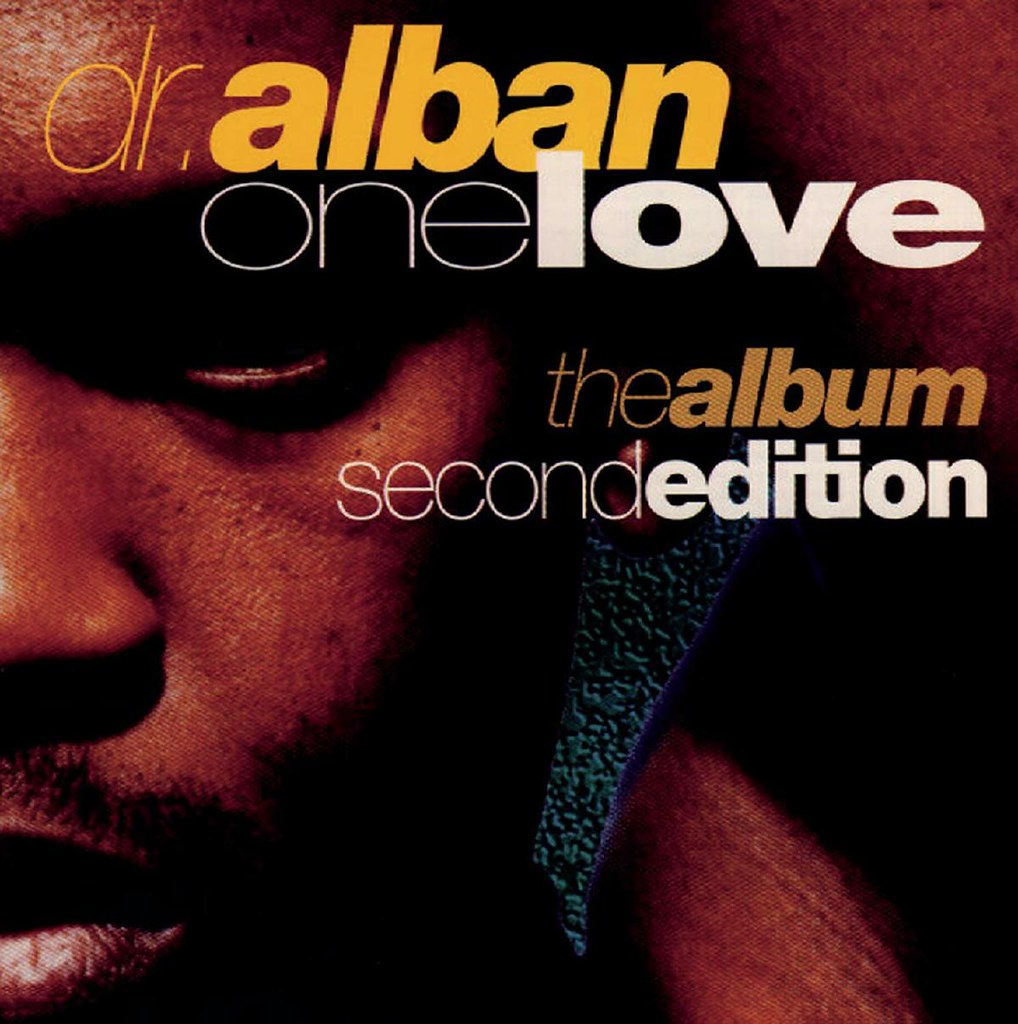 Dr. Alban - Roll Down Di Rubber Man (1993's Classic!) [Hip-Hop Reggae]