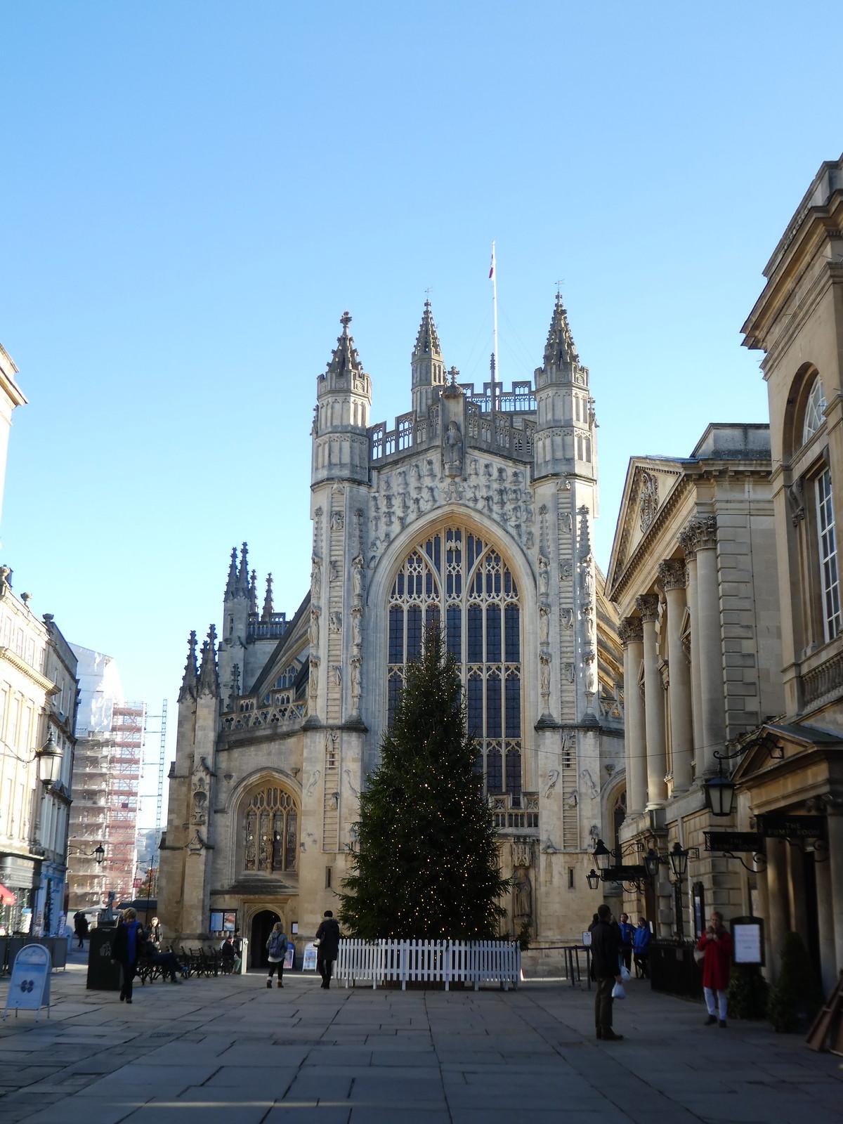 Abbey Square, Bath