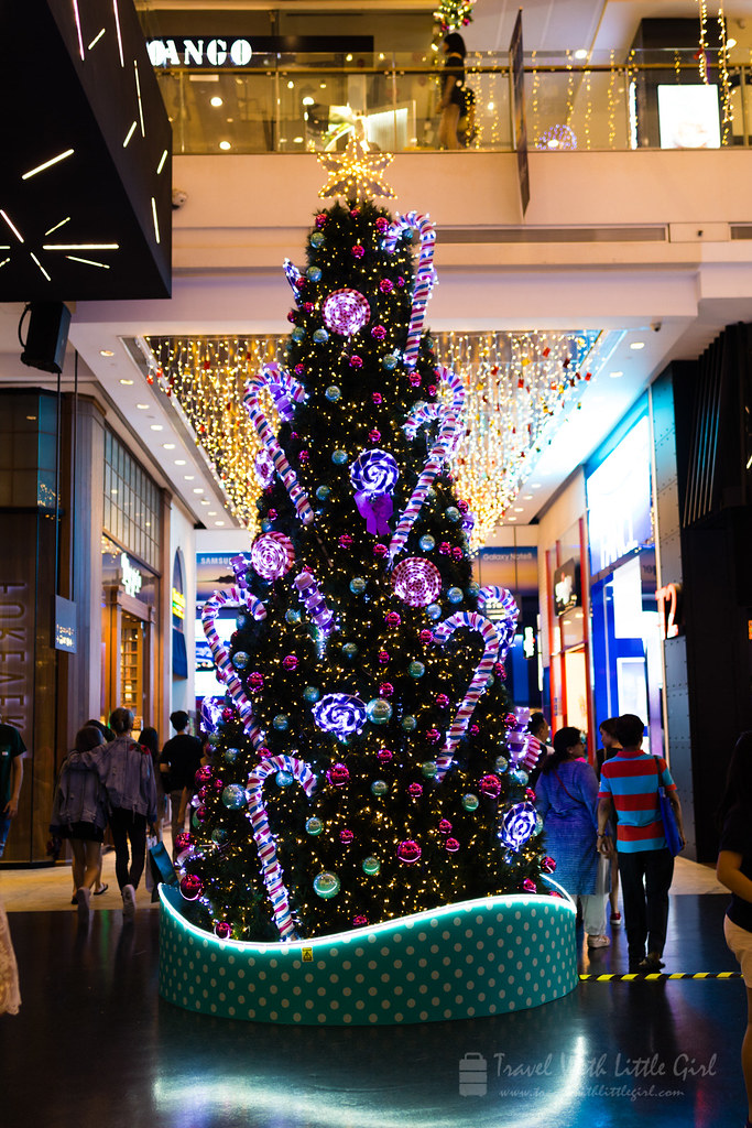 Christmas Tree in 313 Shopping Mall