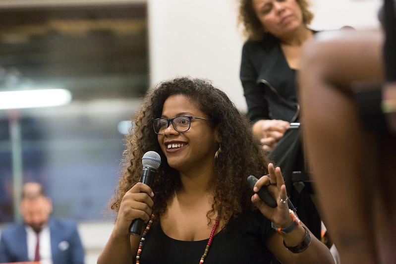 RU/DAI Talk: Haiti, Brooklyn, Harlem: An Artist's Perspective