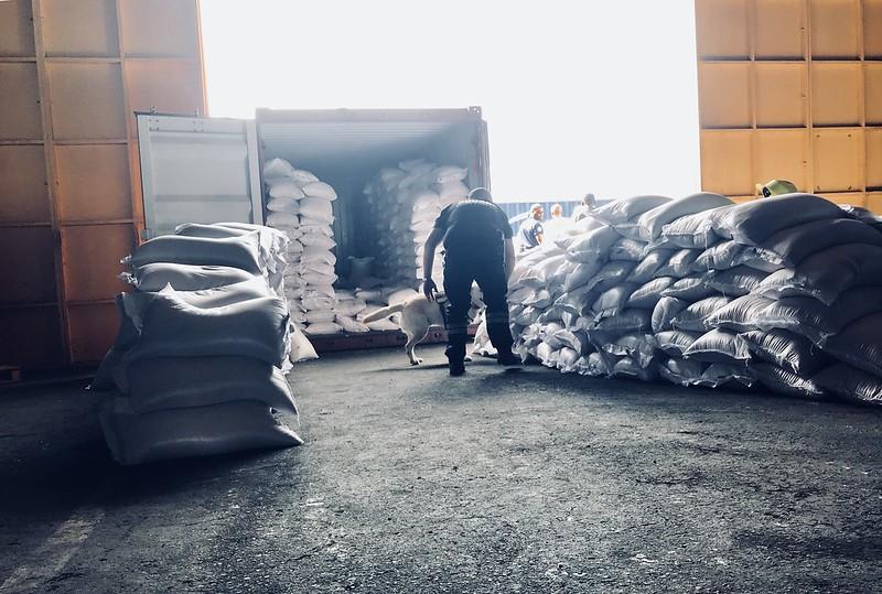 Saisie de 750 Kg de cocaine en Guadeloupe