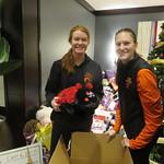 Sarah Loedel and Kaitlin Lomas (Dec 6, 2017