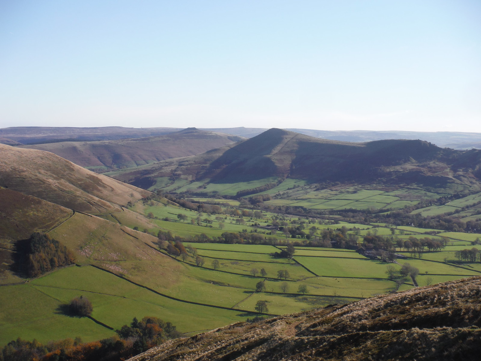 Win Hill, Lose Hill, Back Tor, Hollins Cross SWC Walk 304 - Kinder Scout Circuit (from Edale)