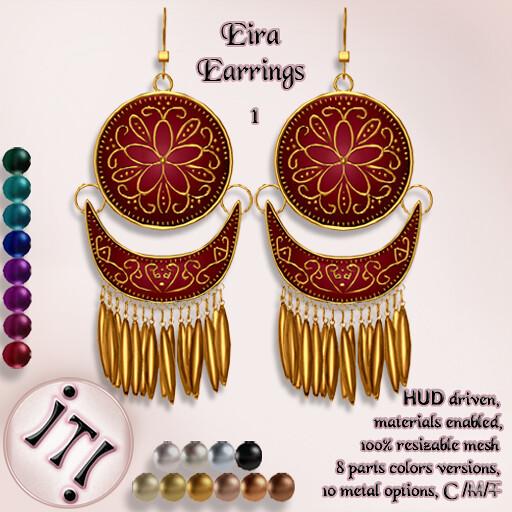 !IT! – Eira Earrings 1 Image