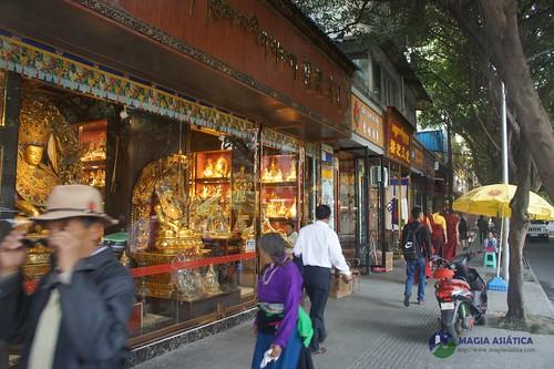 Barrio tibetano de chengdu 51