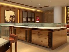 JW009 Jewellery cabinets